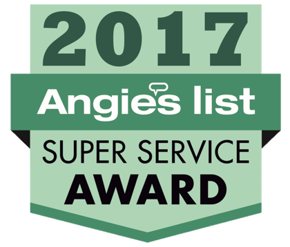 Angie's List Award 2017